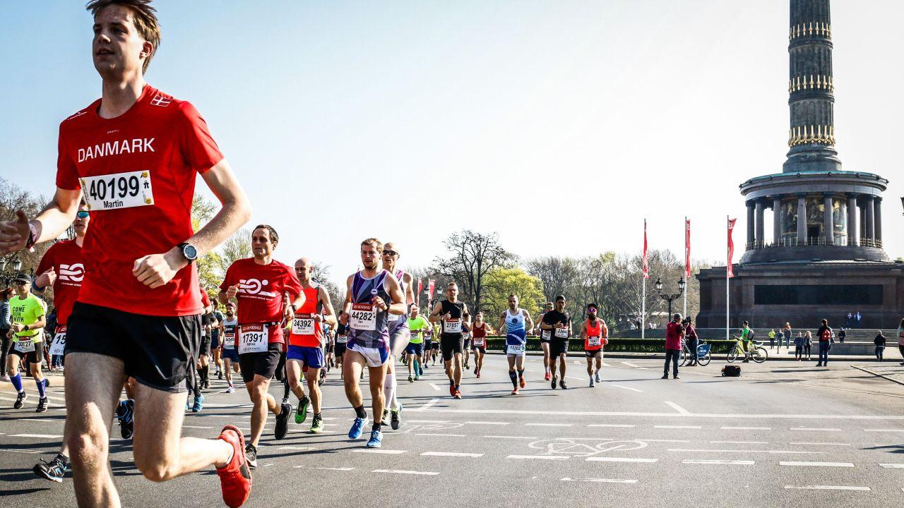 Berlin Half-marathon